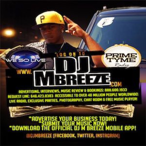 DJ M Breeze Radio