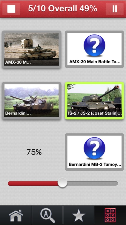 Cold War Battle Tanks screenshot-4