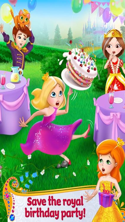 Fairytale Birthday Fiasco