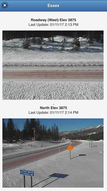MDT Travel Info by Montana Department of Transportation
