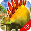 ステゴサウルス シミュレータ ゲーム : ...
