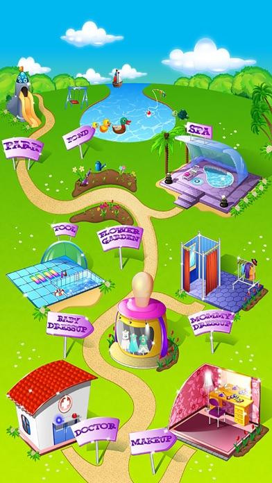 Baby & Mommy Story - Kids Games (Boys & Girls) Screenshot on iOS