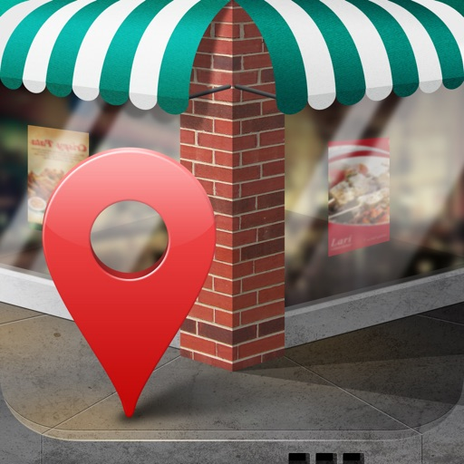 Find Near Me for iPad - Places Nearby & Around Me