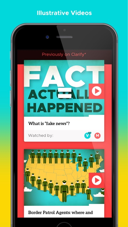 Clarify* by Playbac-Explain the News to your Kids