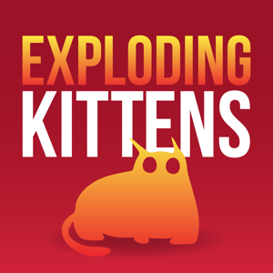 Exploding Kittens® - The Official Game app