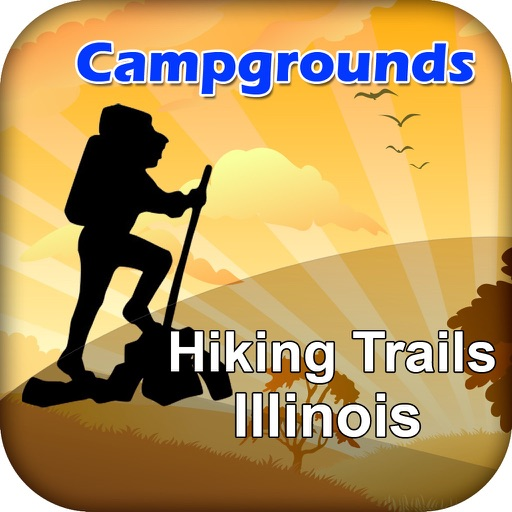 Illinois State Campgrounds & Hiking Trails