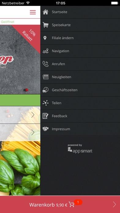 Pizza SunflowerScreenshot von 3