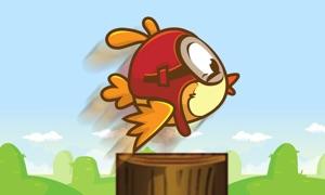 Super Flappy Jump - Hop Hop Endless Challenge Game
