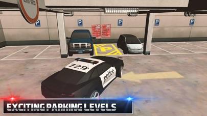 複数階警察の駐車場の運転手シミュレータのおすすめ画像1