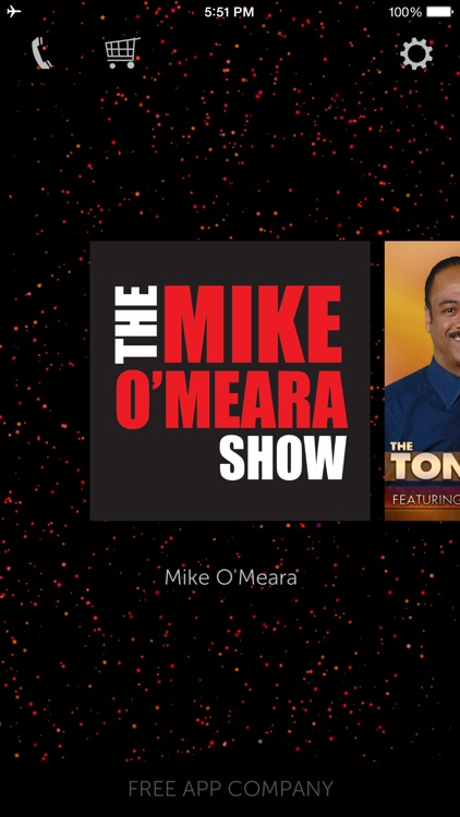 Mike O'Meara Show screenshot-0