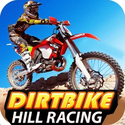 Dirt Bike Hill Racing - Dirt Bike Race For Kids