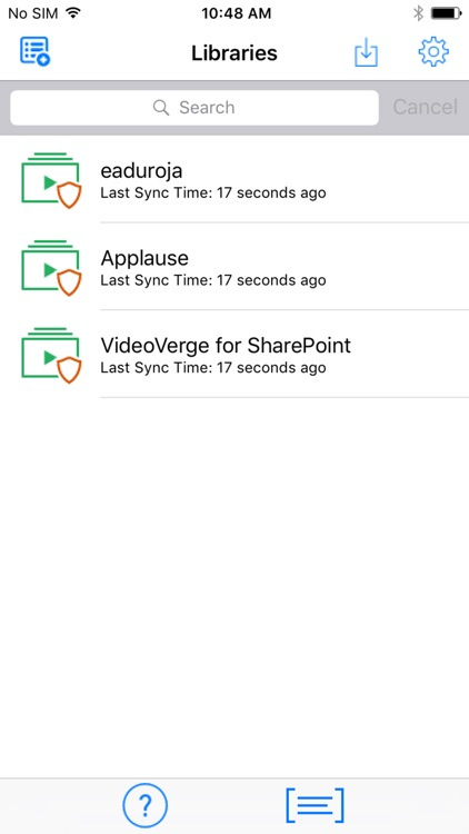 Ramp VideoVerge for SharePoint