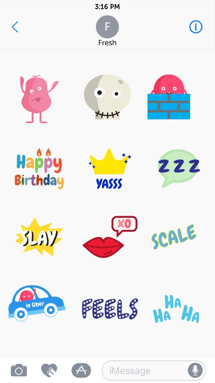 FreshMoji screenshot-2