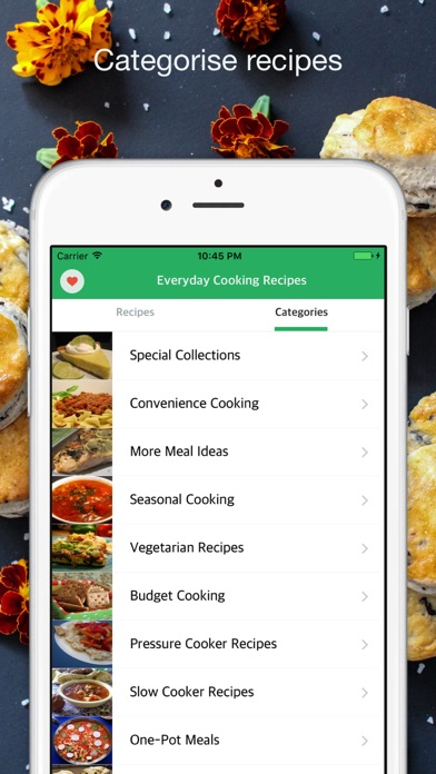 Daily Meal - Everyday Cooking Recipes screenshot three