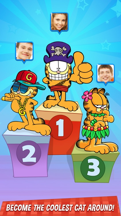 Garfield: My BIG FAT Diet screenshot-3