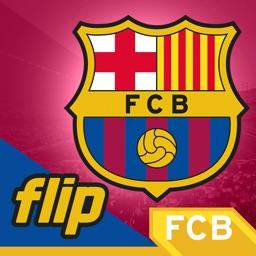 FC Barcelona Flip - official Barça game