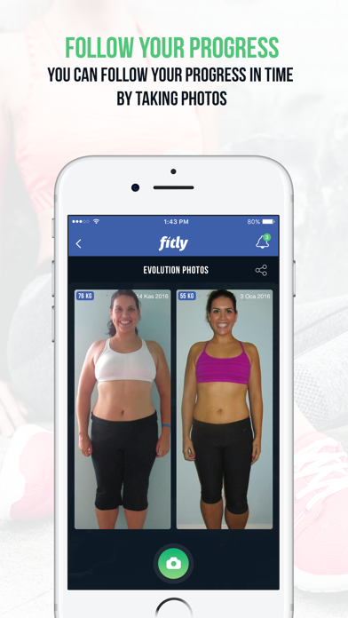 Fitly Nutrition and Exerciseのおすすめ画像1