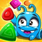 Cookie Crunch Mania : Sweet Bubble Blitz Match-3