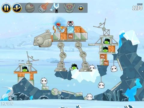 Angry Birds Star Wars HD iPad
