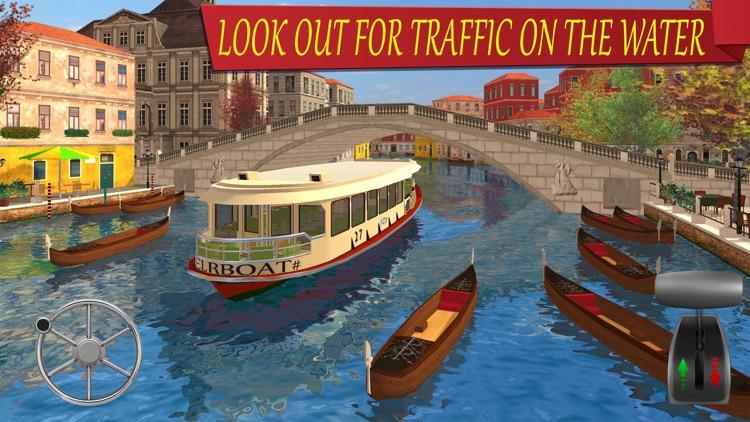 Venice Boats: Water Taxi screenshot-3