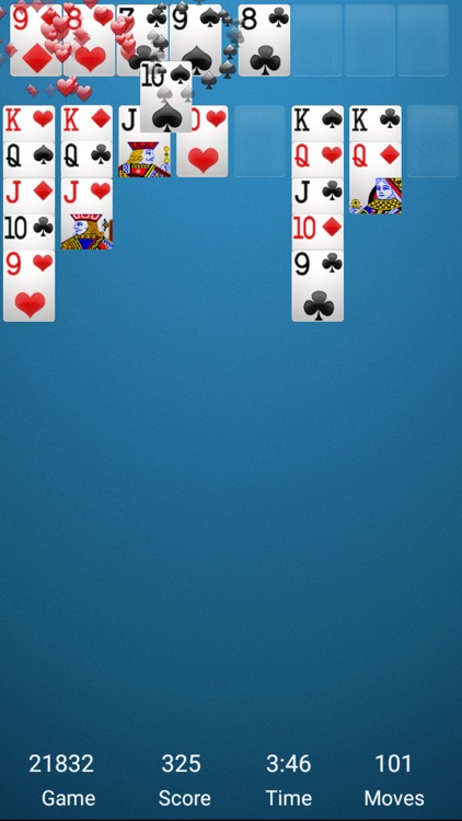 FreeCell Solitaire Classics screenshot-1