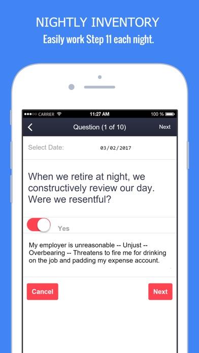 AA App - 12 Steps Alcoholics-4