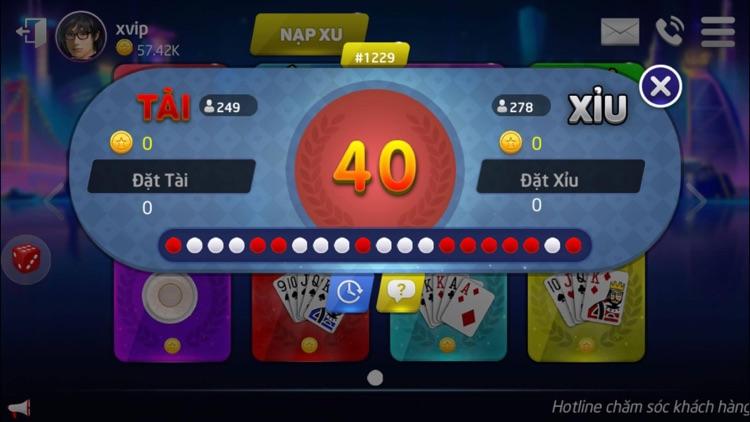 XVIP Game Danh Bai Online