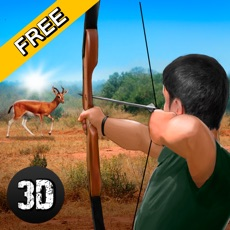 Activities of Wild Animal Hunting: Archery Shooter