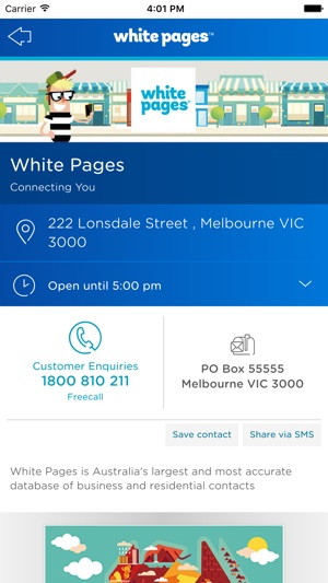 White pages bundaberg