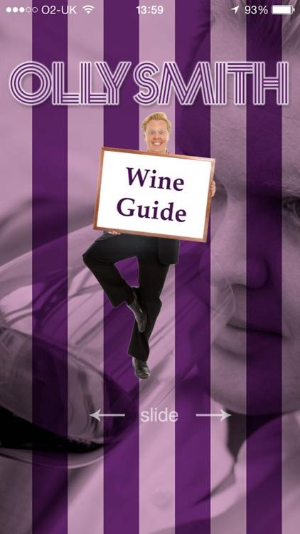Olly Smith's Wine App