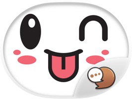 Emoji Smiley Stickers for iMessage