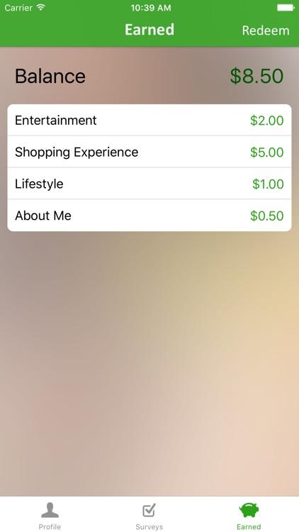 Surveys On The Go screenshot-3