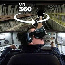 Activities of VR Subway 3D Simulator