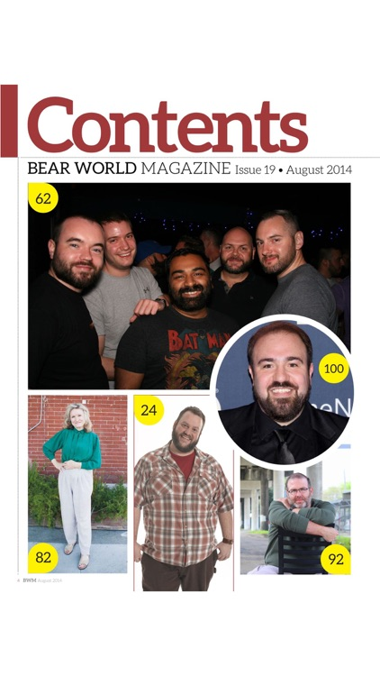 Bear World Magazine For Bears & Cubs Everywhere screenshot-3