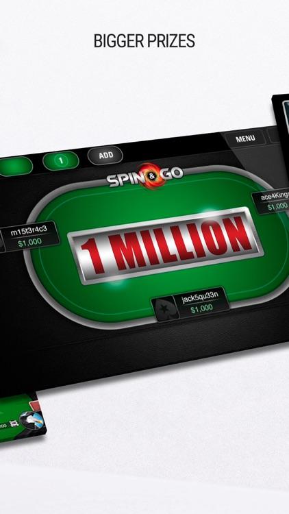 PokerStars Free Online Poker Games & Texas Holdem screenshot-3