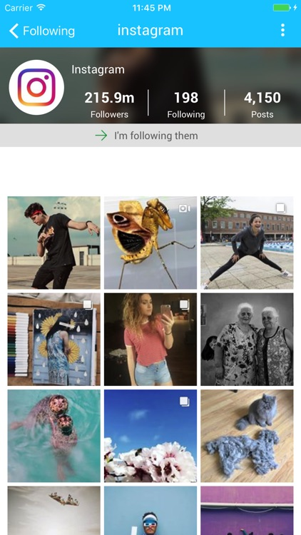 Followers for Instagram - Followers And Likes screenshot-4