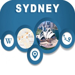 Sydney Australia City Offline Map Navigation EGATE
