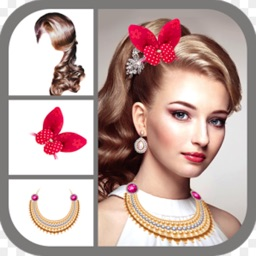 Women Hairstyles -Change Hairstyle and Makeover