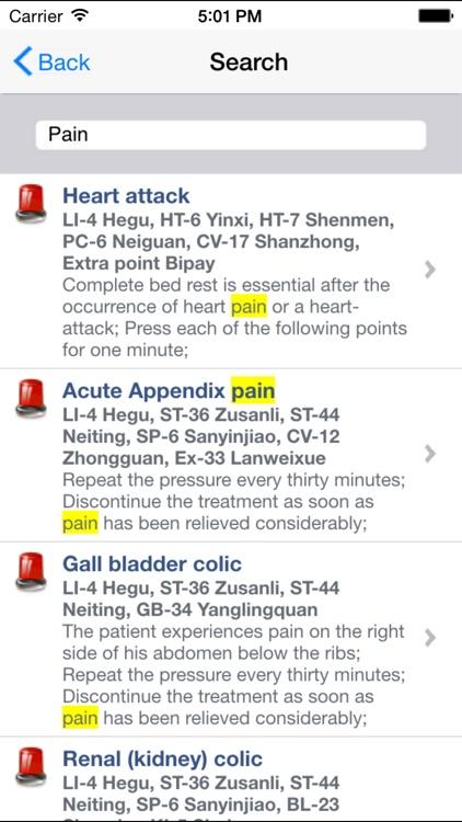Acupressure: Heal Yourself screenshot-4
