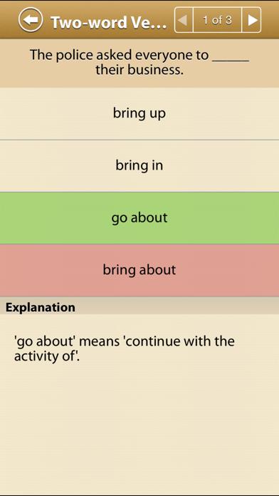Grammar Up : Lite Edition screenshot four