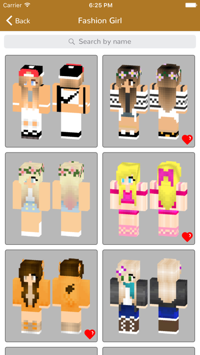 Girl Skins For Minecraft Pocket Edition Mcpe Skins By Ankit Mistri More Detailed Information Than App Store Google Play By Appgrooves Entertainment 10 Similar Apps 45 767 Reviews
