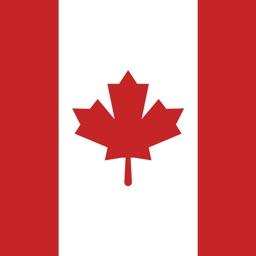 ILoveCanada Stickers - Canada Emojis