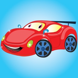 Car Coloring Salon