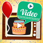 Joyeux anniversaire Messages vidéo Cartes de voeux pour pc