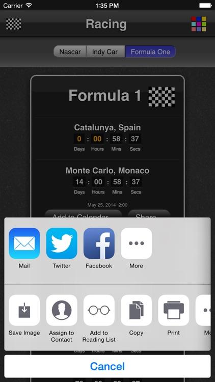Racing screenshot-3