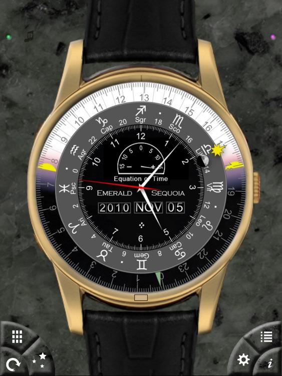Emerald Chronometer HD screenshot-4
