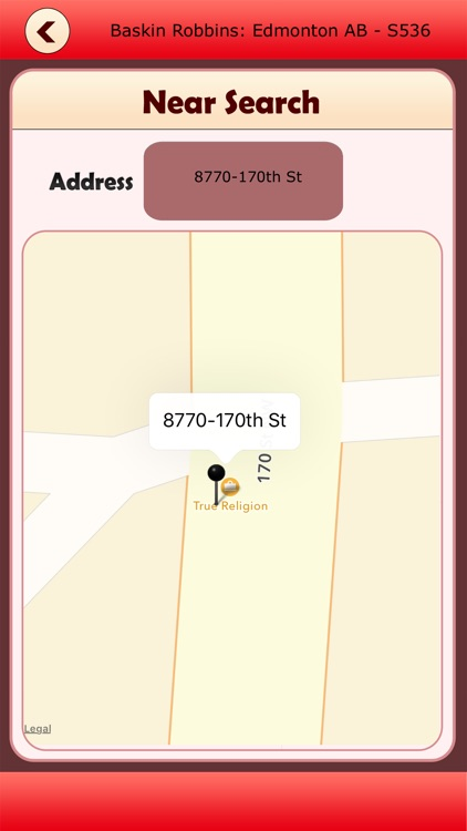 Best App For Baskin Robbins Locations screenshot-3