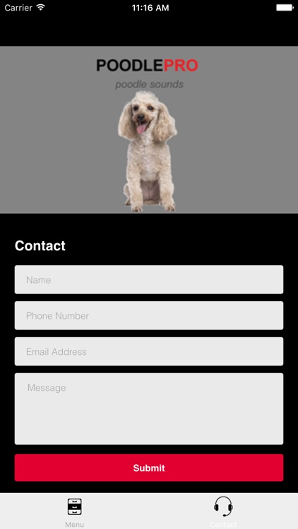 Poodle Dog Sounds screenshot-4