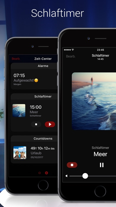 Screenshot for Wecker für mich in Germany App Store