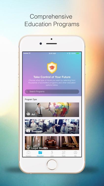 PathSource Career, Job, School & College Search screenshot-3